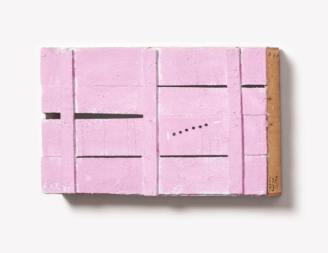 , 'viel Geld,' 1973, LEVY Galerie