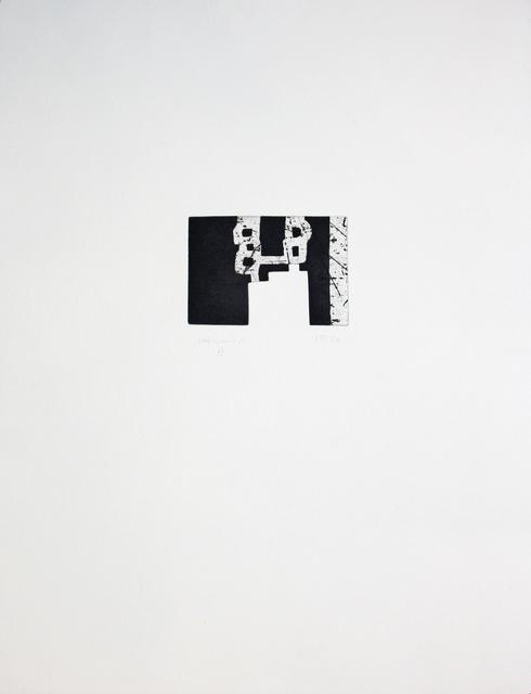 , 'Bikoiztasun,' 1996, Galerie Ostendorff