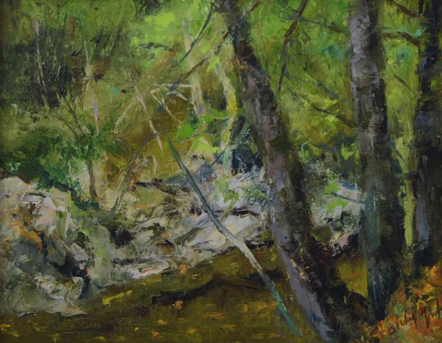 , 'Creek View,' , Eisele Fine Art