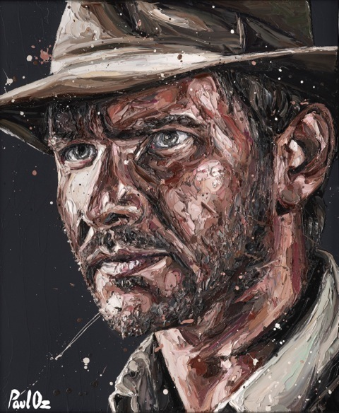 , 'Junior (Indiana Jones),' 2015, Imitate Modern