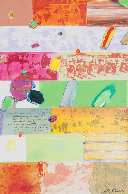 , 'LA Series, #8,' 2016, Tufenkian Fine Arts