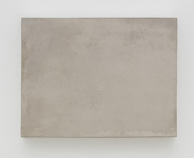, 'It's like cutting a bundle of threads–one cut cuts all,' 2017, David Kordansky Gallery
