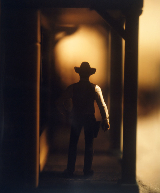 , 'The Wild West 89-PC-C-32,' 1989, Julie Nester Gallery