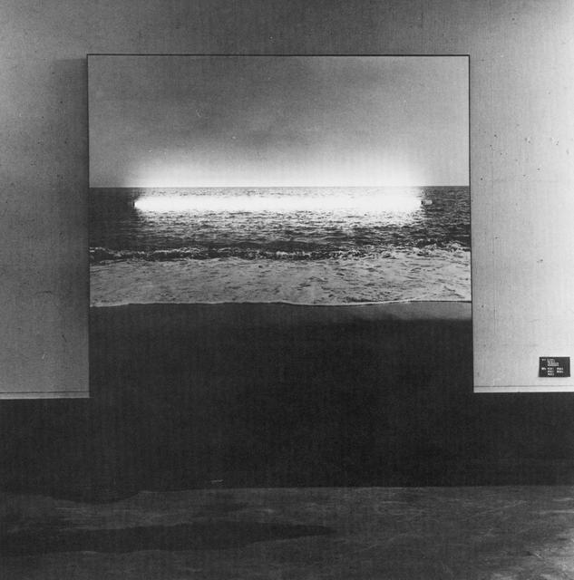 , 'Situation 1,' 1973, Grey Art Gallery
