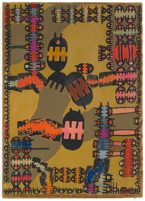 Giuseppe Capogrossi, 'Superficie 84', 1950, Galleria Tega