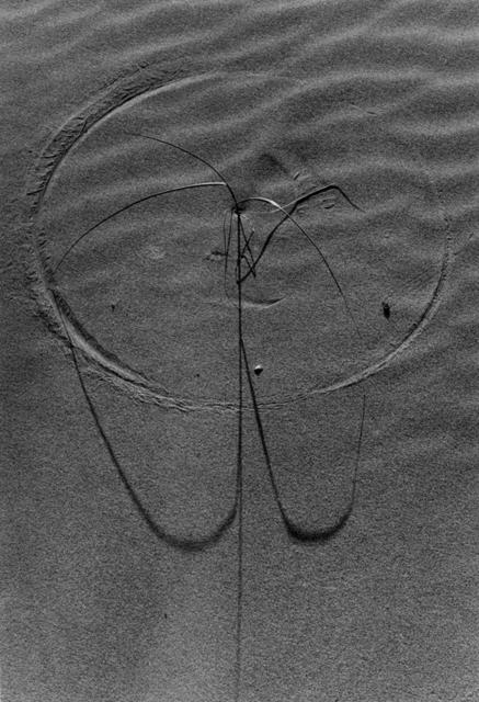 , 'Langage des sables Camargue ,' 1974, Bernheimer Fine Art