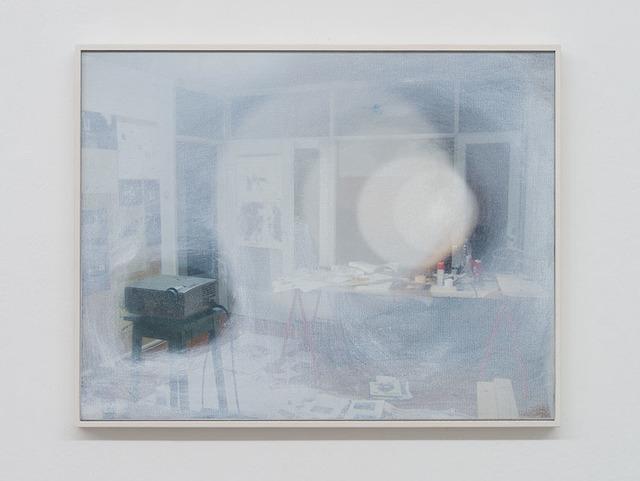 , 'Studio,' 2008, Galleria Massimo Minini