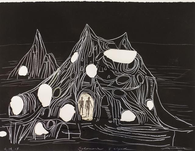 , 'Solomon's Island ,' 2014, The LODGE