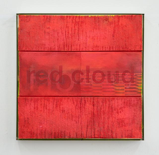 , 'Red Cloud,' 2017, Meliksetian   Briggs