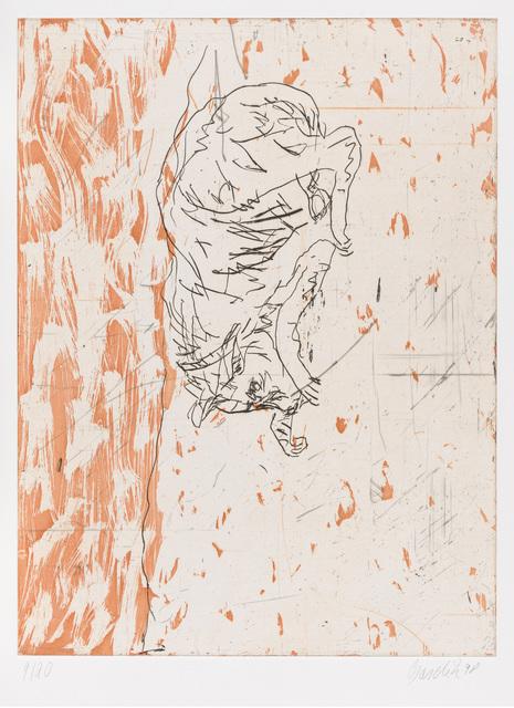 """, 'Kastor, from """"Schlafende Hunde"""",' 1998-1999, Gagosian"""