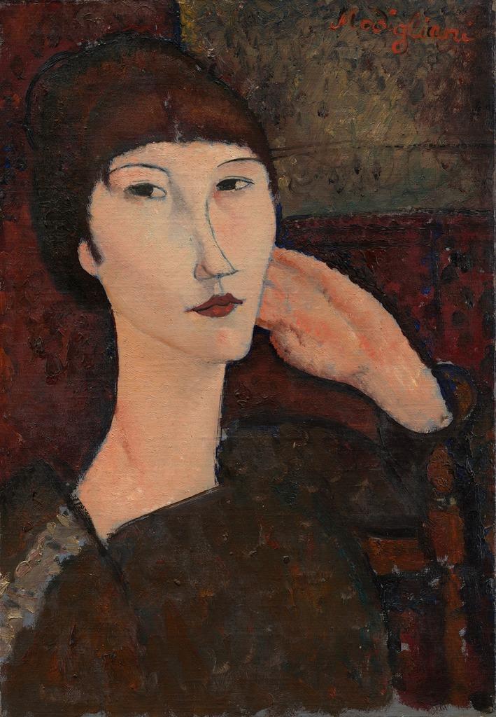 Souvent Amedeo Modigliani - 27 Artworks, Bio & Shows on Artsy LK19