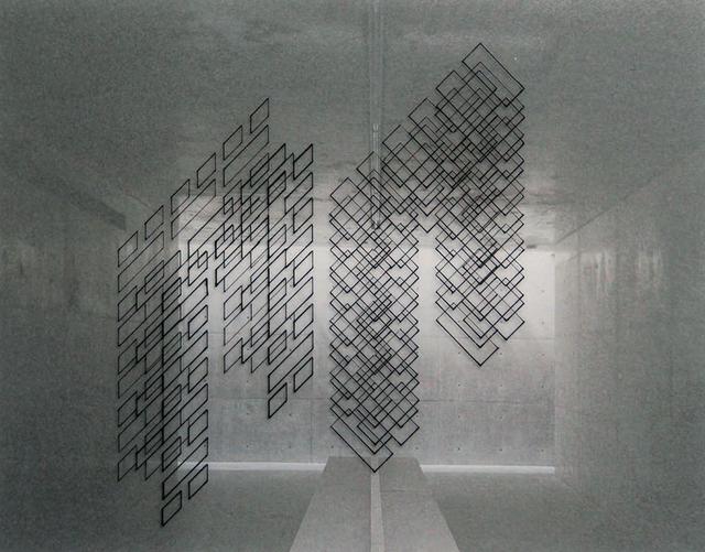 , 'Diálogo inmaterial en un espacio de Tadao Ando XI,' 2016, Diana Lowenstein Gallery