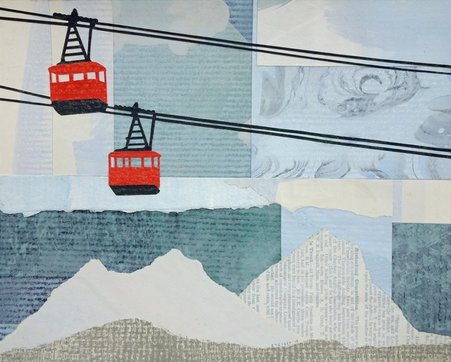 , 'Aerial Tramways,' 2018, KOKI ARTS