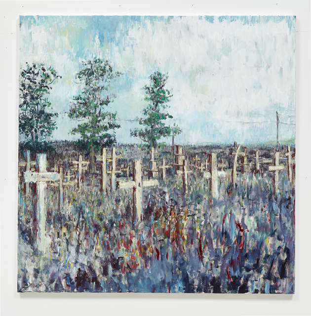, 'Dorffriedhof (Village Cemetery),' 2015, Pilar Corrias Gallery