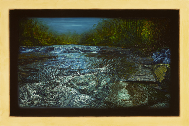 , 'Risley Falls,' 2010, Benjaman Gallery Group
