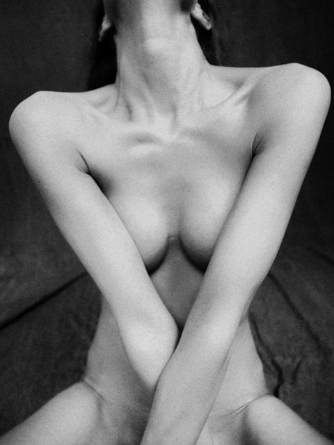 , 'Closeup Nude ,' 2017, Kahmann Gallery