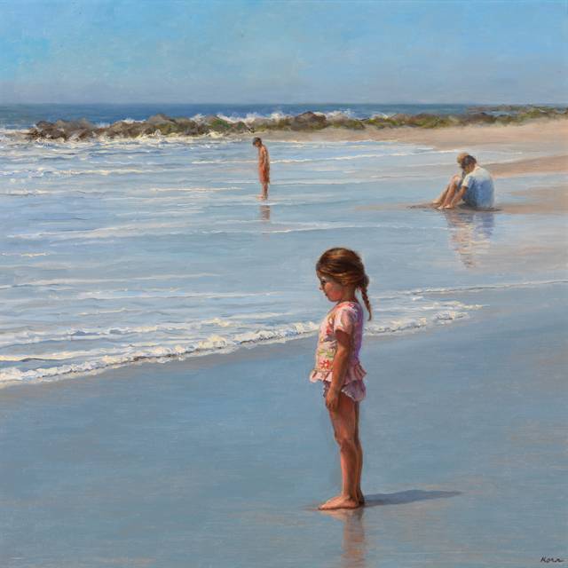 , 'By the Beach,' Active Contemporary, The Edgartown Art Gallery, Inc.