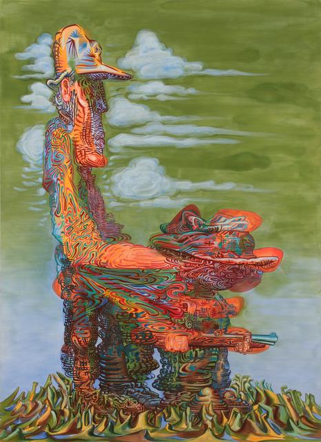 , 'Hunters,' 2016, Pierogi