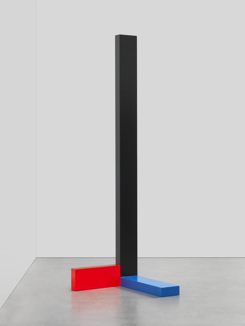 , 'Verstärker 16,' 2016, Lange + Pult