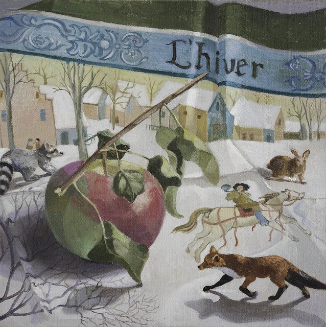 , 'L'Hiver Apple,' , Clark Gallery