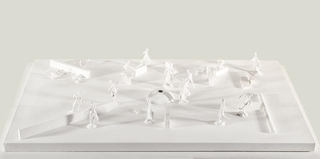 , 'Buscando la Luz,' 1989, Roldán Moderno