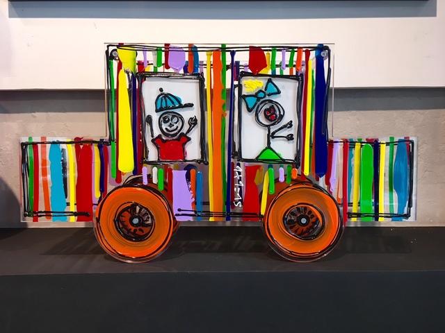 , 'Toto mobile,' 2018, Bouillon d'Art Galerie