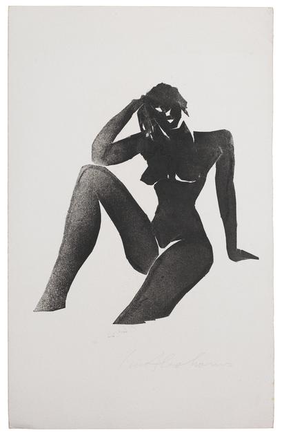 , 'Naiades Series (4 parts),' 1980, The Mayor Gallery