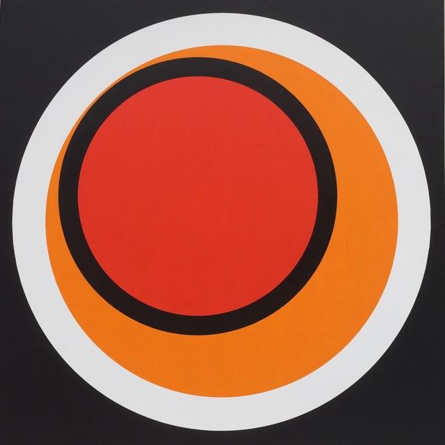 , 'H,' 1970, Galerie A&R Fleury