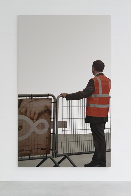 , 'Louvre (Guardiano),' 2013, Galleria Continua