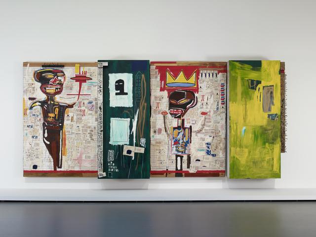 , 'Grillo,' 1984, Fondation Louis Vuitton