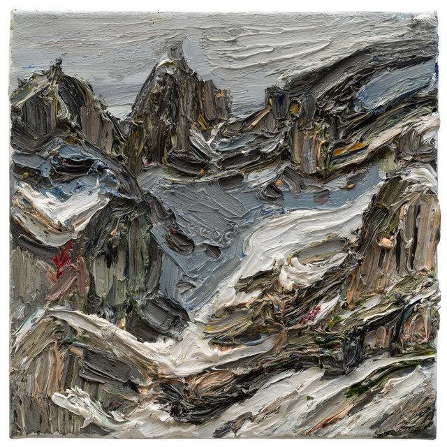 , 'Hunerscharte,' 2006, Ludorff