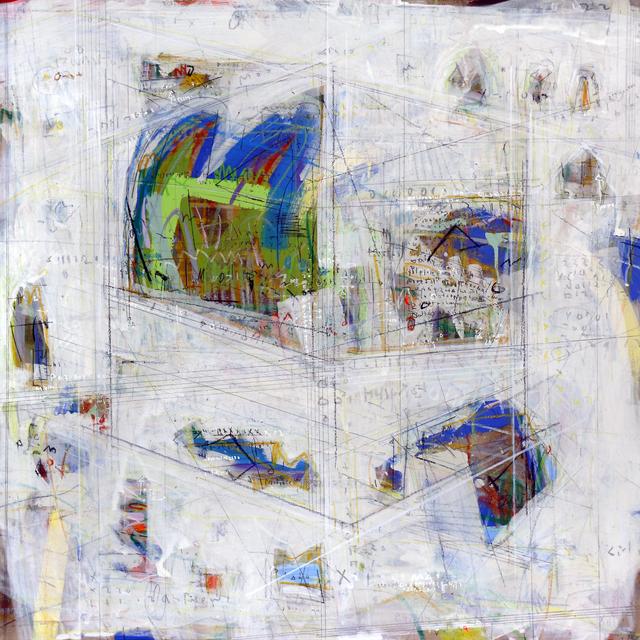 , 'Unreadables 11,' 2019, ART MORA