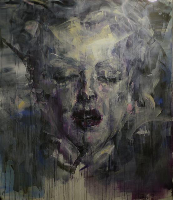 Bahri Genc, 'Confrontation', 2013, Painting, Acrylic on canvas, Piramid Sanat
