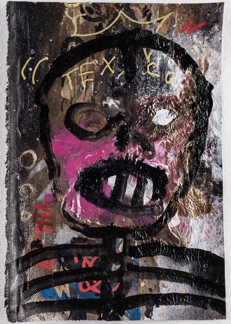 , 'Alexander L. Kielland,' 2018, heliumcowboy