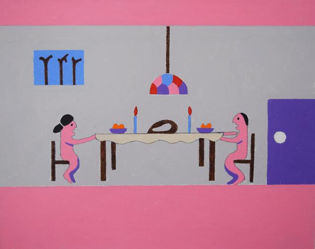 Barry Senft, 'Dinner', 2019, Fountain House Gallery