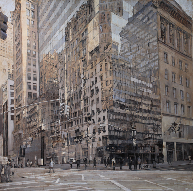 , 'NY, 5th Ave and 48th St,' 2015, Cynthia Corbett Gallery