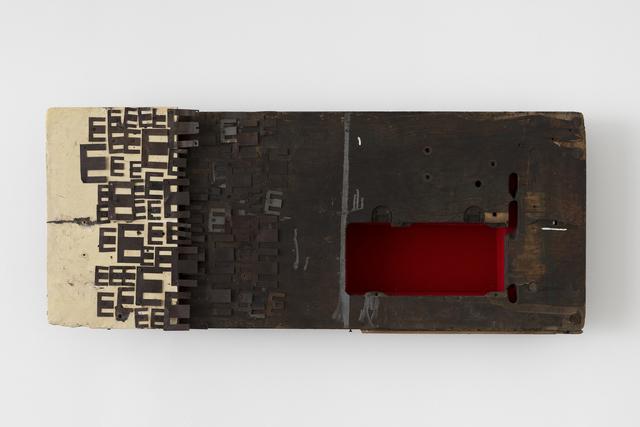 , 'Vow,' 1993, Galerie Greta Meert
