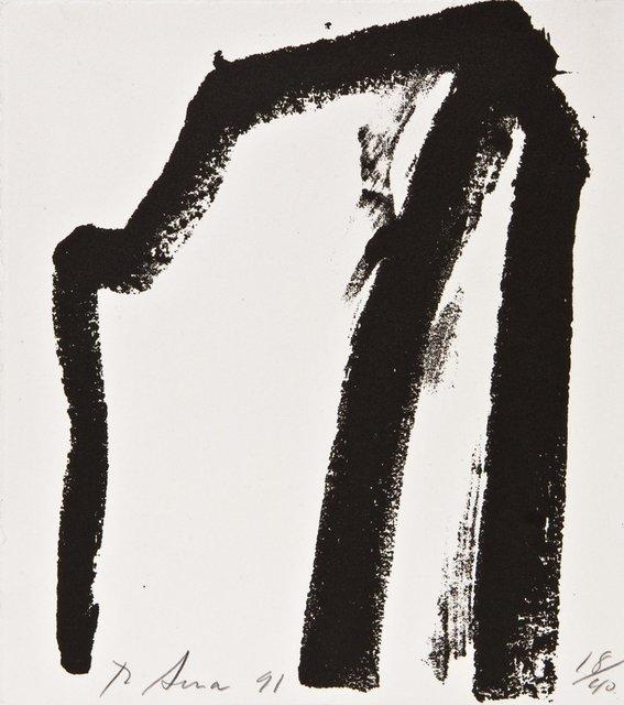 , 'Afangar (from Videy AfangarAfangar Series),' 1991, Cerbera Gallery
