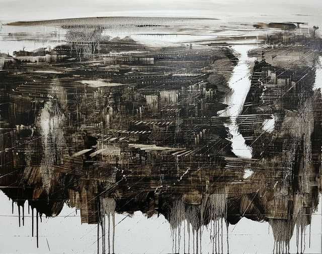 , 'Shifting Ground #13,' 2018, POCKET FINE ARTS
