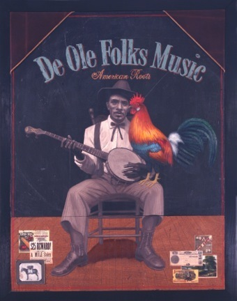 , 'De Ole Folks Music,' , RJD Gallery
