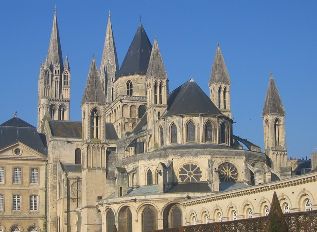 'Church of Saint-Étienne', ca. 1060-77, Architecture, Art History 101