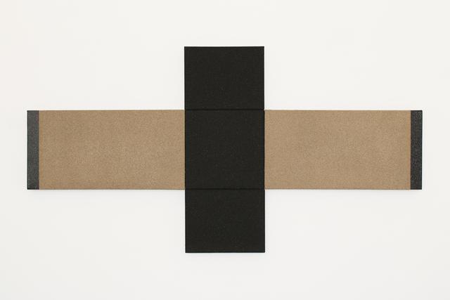 , 'Black Painting  no. 44,' 2017, Joshua Tree Art Gallery