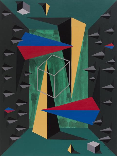 , 'Back Room,' 2015, Star Gallery