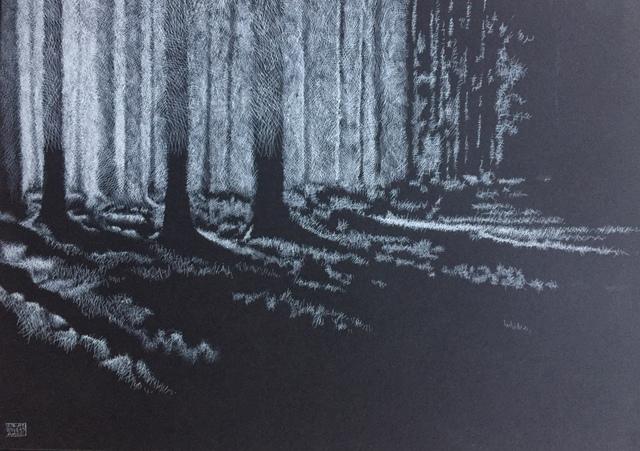 , 'Mist Areas 4,' 2014, Maison Depoivre