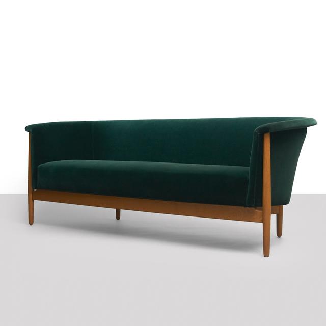 Nanna Ditzel Nanna Ditzel Curved Arm Sofa Ca 1952 Artsy