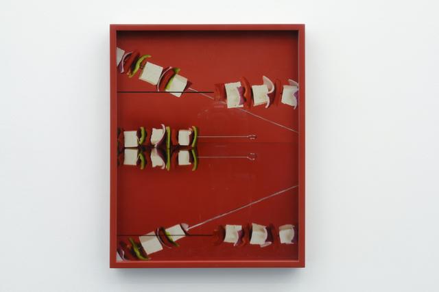 , 'Skewers,' 2012, Office Baroque