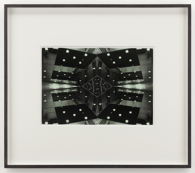 , 'Fugitive Space 3,' 1982, Parafin