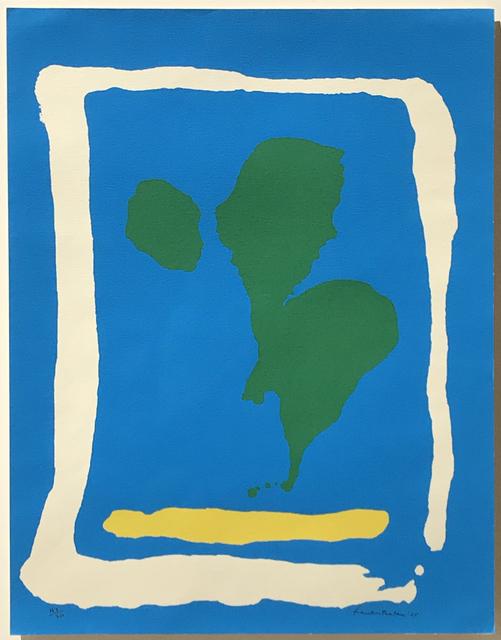 , 'Air Frame,' 1965, Eckert Fine Art