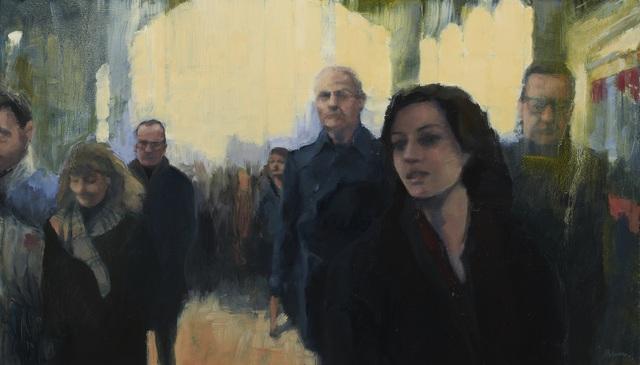 , 'Station,' 2016, Paul Thiebaud Gallery