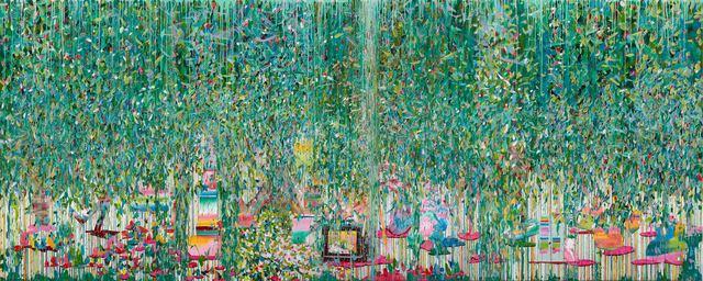 , '...Like nothing has ever happened 2015-1,' 2015, Boers-Li Gallery